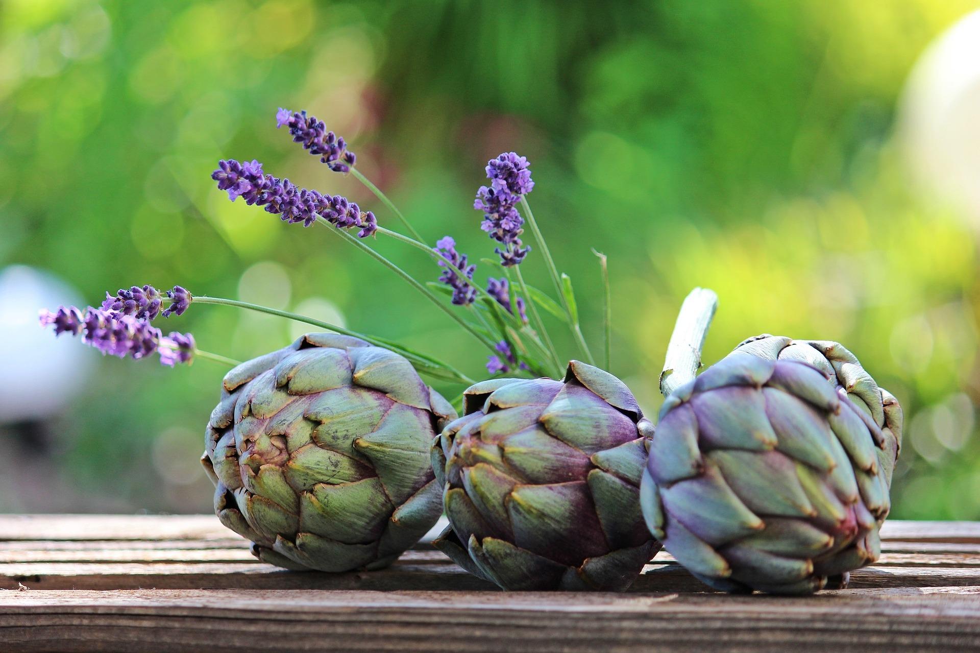 alcachofa, alimentos que afectan el sabor