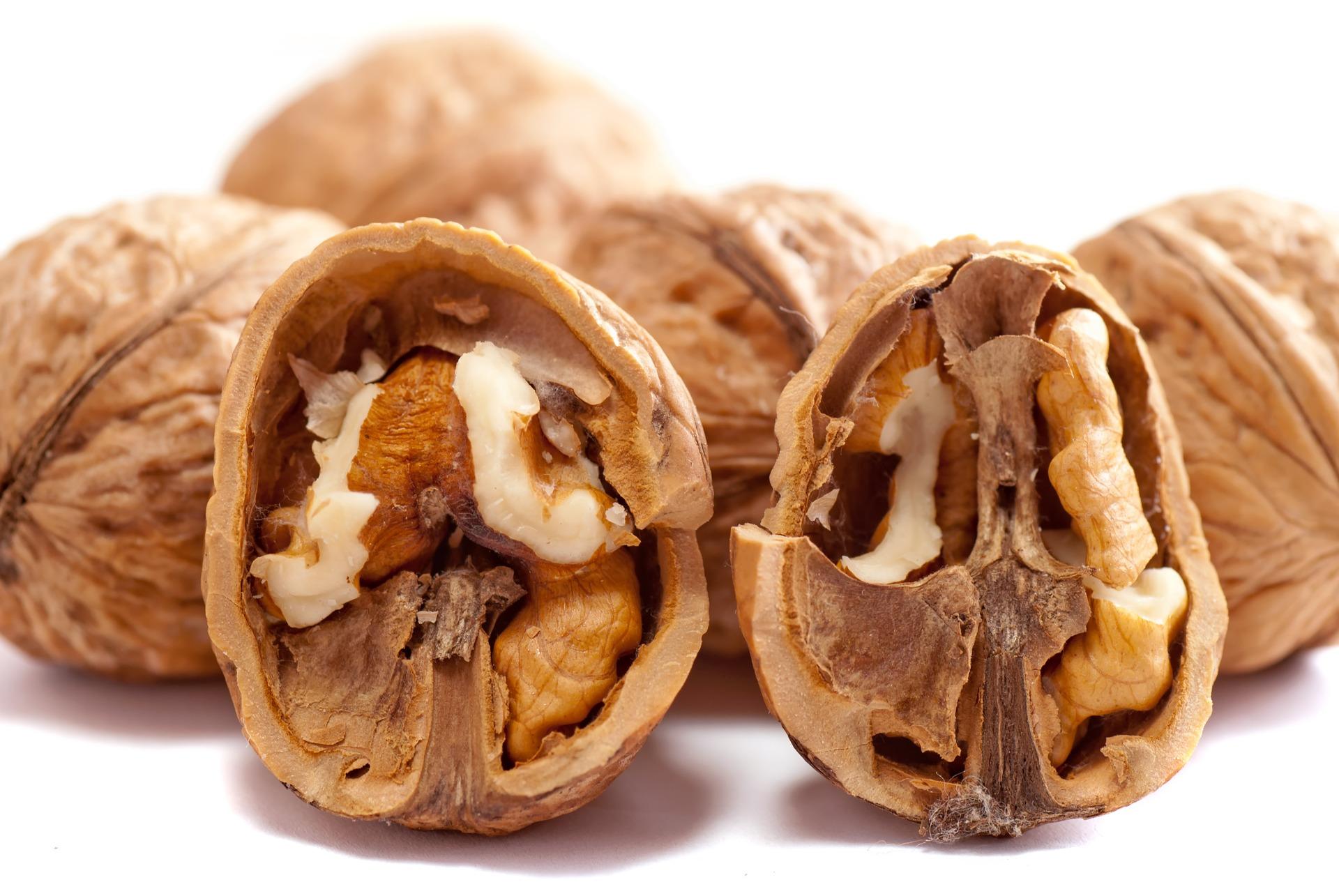 Nueces alimentos anticancerígeno