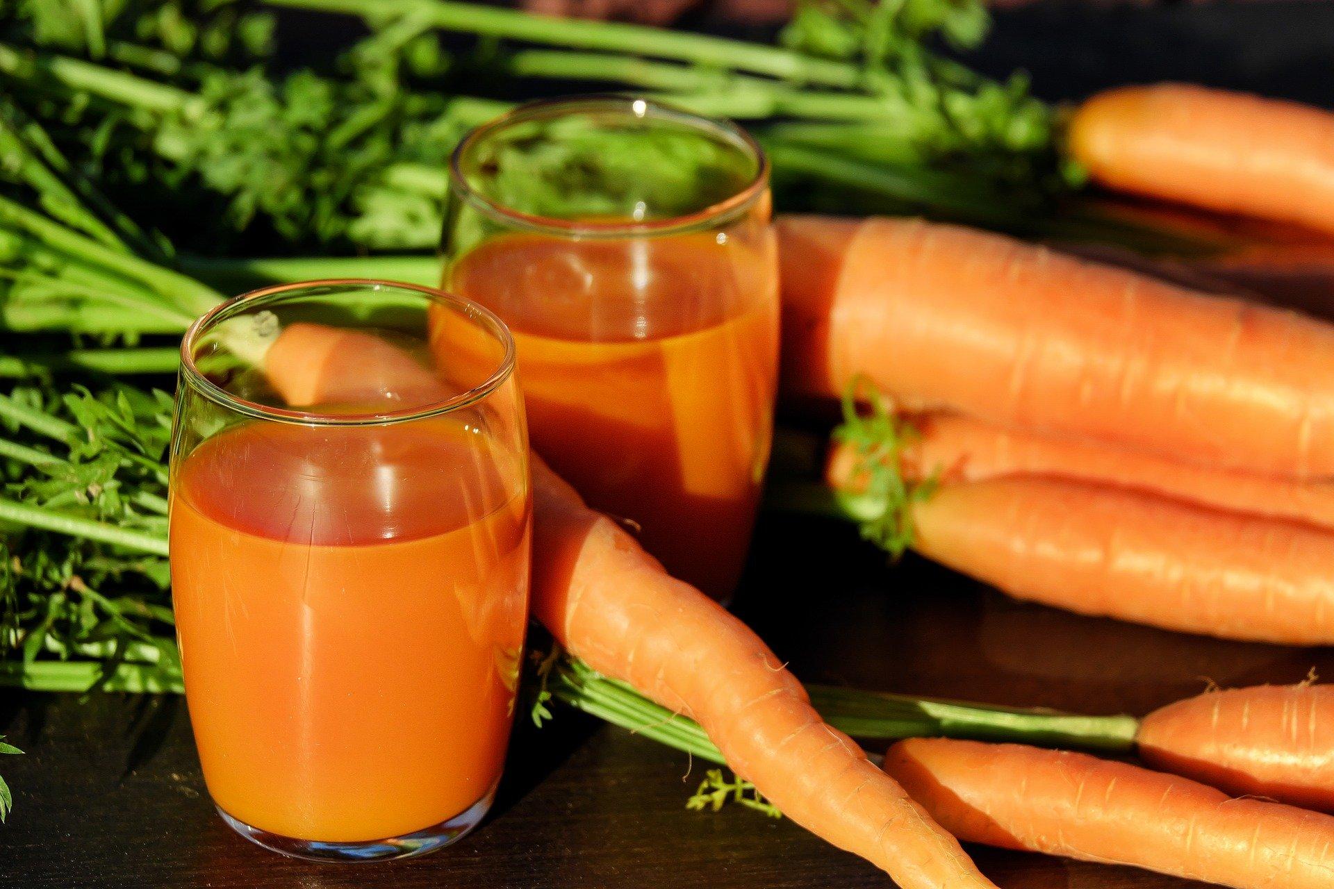 alimentos anticancerígenos Zanahoria