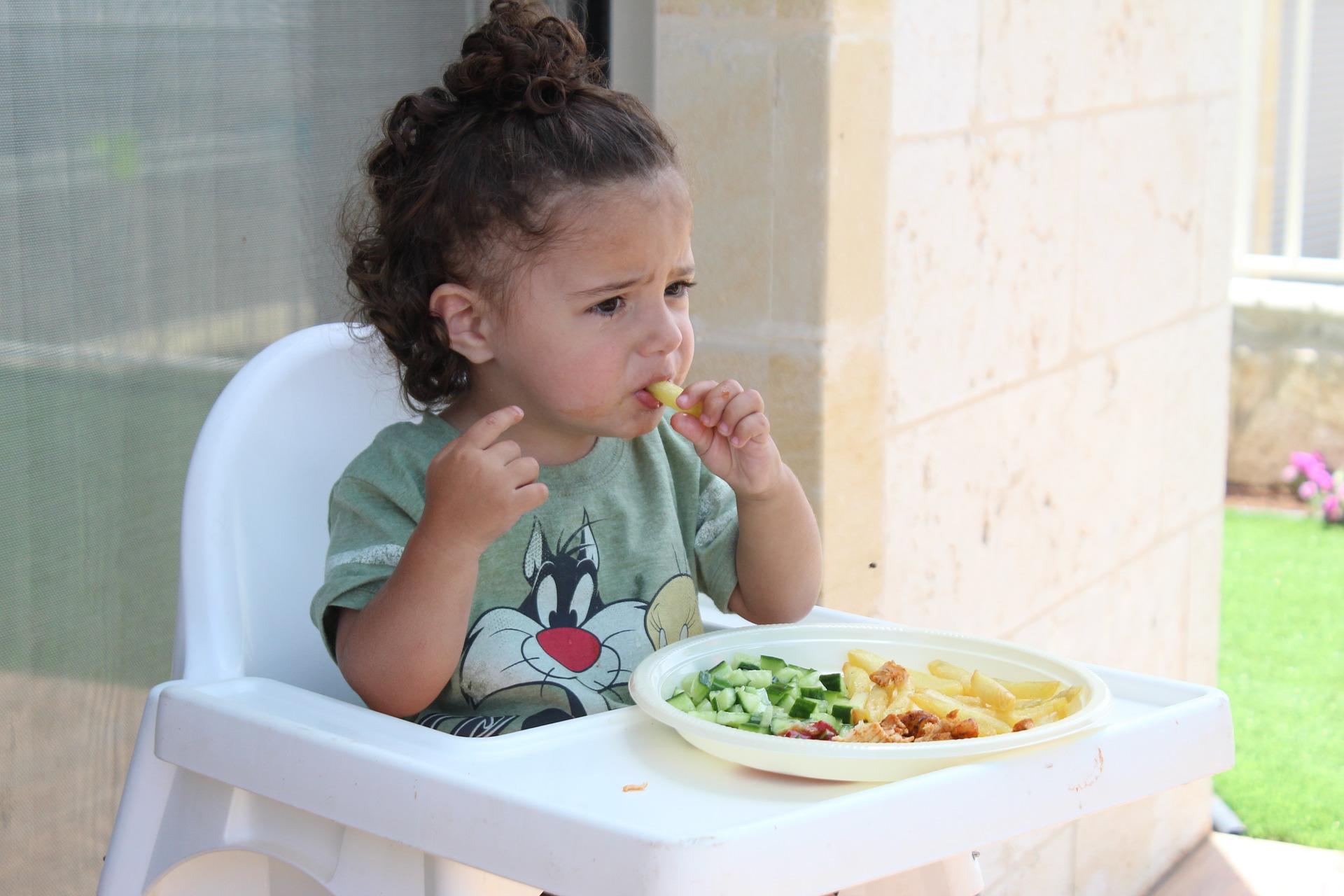 la comida no tiene que ser un castigo ni en la infancia ni en la edad adulta