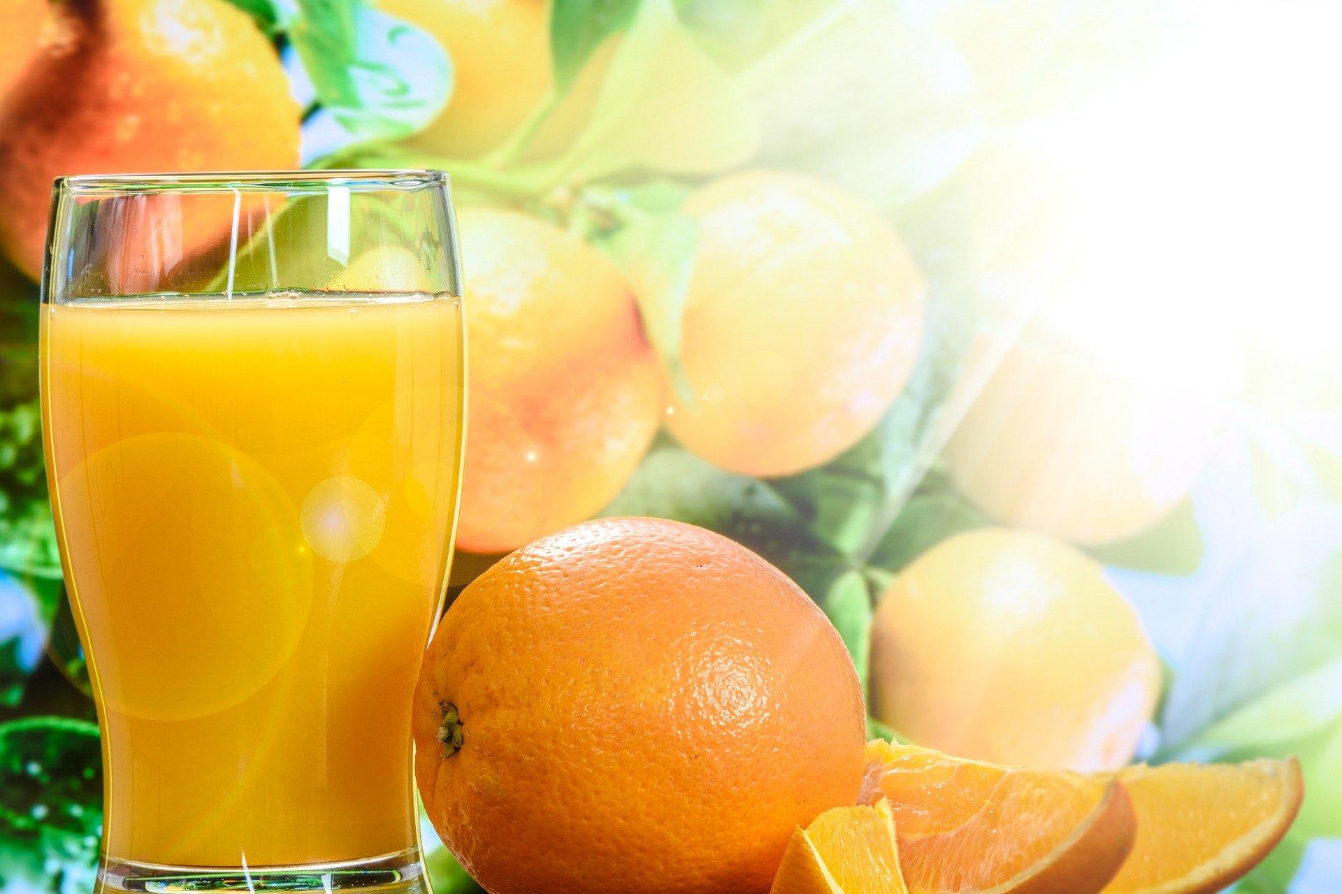 Zumo de naranja, alimentos que afectan al sabor
