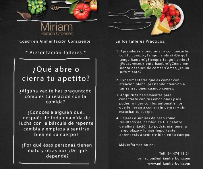 AlimentacionConsciente_MiriamHerbon_Bilbao