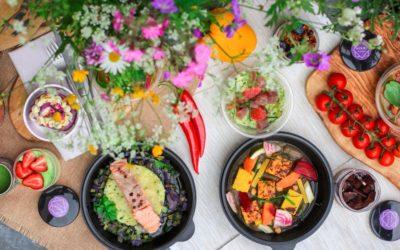 El efecto de los colores en nuestro apetito